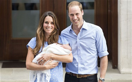 Royal Couple Gives Birth