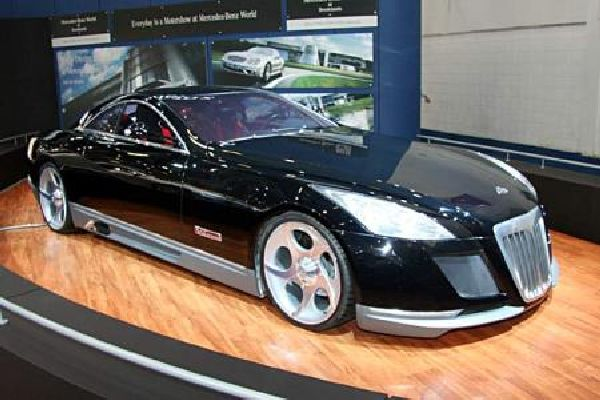The Most Expensive Car In The World >> Birdman's Car: Cash Money Star Blows $8 million on the Luxurious Maybach Exelero - Celebrity Net ...