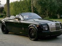 David Beckham  Rolls Royce Phantom
