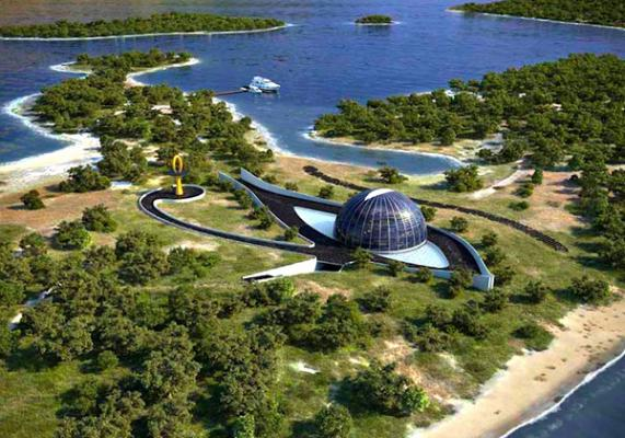 Horus-Eye Eco House 3
