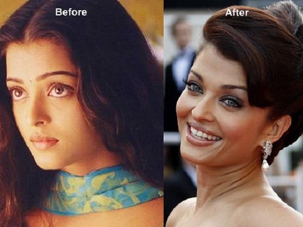 Aishwarya Rai Facelift