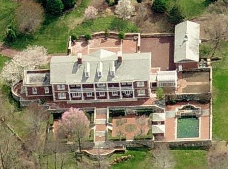 Linda McMahon mansion