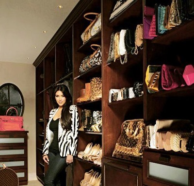 20 Amazing Celebrity Closets You Always Wished To See