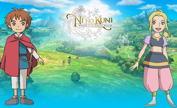Ni No Kuni- Wrath of the White Witch