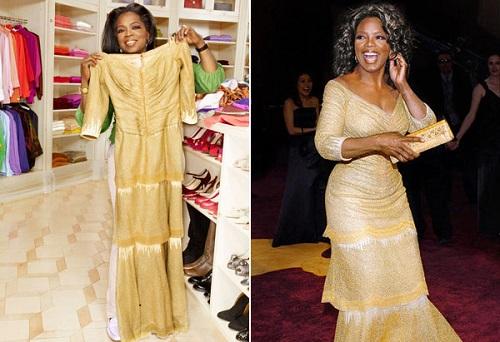 Oprah Winfrey closet 1
