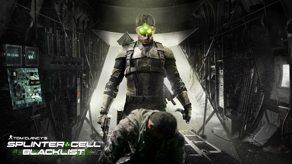 Tom Clancy's Splinter Cell- Blacklist