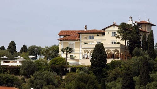 Maryland villa