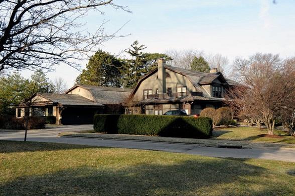 Warren Buffett House 1