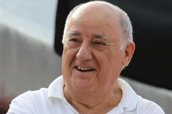 Amancio-Ortega-Gaona-Net Worth