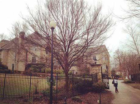 Kandi-Burruss-House